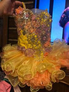 Gemics Pageant Dress