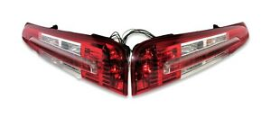 Genuine Ford Focus C-Max 03-10 Set Left And Right Rear LED Light