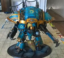 40k Chaos Knight Armour HAUT DE LA JAMBE Plaques Desecrator Rampager