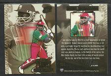 FUTERA 1996 WORLD CUP CRICKET RICHIE RICHARDSON West Indies TRIBUTE TC1 #1132.