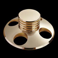 Gold Stabilizer Weight LP Vinyl Turntable Disc Record HiFi Metal Audio Parts