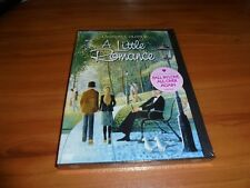 A Little Romance (DVD 2003 Widescreen) Laurence Olivier, Diane Lane NEW OOP RARE