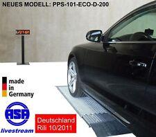 PPS-101-Eco-200, SHERPA Achslast max. 4t, 2 Platten-Bremsenprüfstand