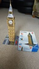 Ravensburger 3D Big Ben Puzzle 216- piece Complete Ages 10-99 Xmas gift
