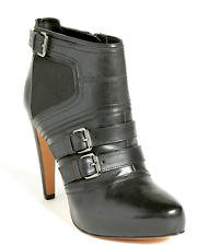 Sam Edelman Kenley Leather Bootie Women Sz 10 M 2063*