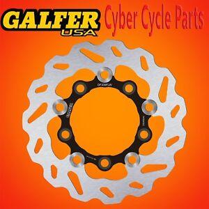 Galfer Rear Floating Wave Rotor For '08-17 Suzuki GSXR 600 DF339FLW