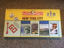 Pre Owned but Complete MONOPOLY NEW YORK CITY