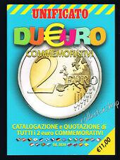 UNIFICATO 2020 CATALOGO MONETE 2 EURO COMMEMORATIVI