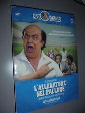 DVD N° 1 LINOMANIA L'ALLENATORE NEL PALLONE LINO  BANFI