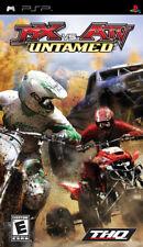 MX vs. ATV Untamed PSP New Sony PSP