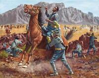 """The Rescue"" Don Stivers Commemorative Edition Giclee Print - US Cavalry"