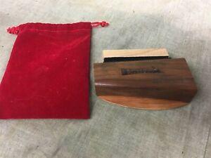 Harry Burkett Rome GA Scratch Box Turkery Call Black Walnut & Red Cedar