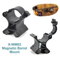 X-WM02 Magnetic Torch Mount for Hunting X Tactical Gun Barrels Flashlight DIY AU