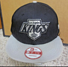 LOS ANGELES KINGS baseball hat New Era cap NHL hockey snapback embroidered