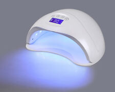 36W LED Nail Curing Lamp UV Gel Dryer Light Timer For Nail Art Gel Polish