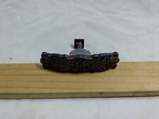 art nouveau/deco draw handles cast iron  x 1 four available