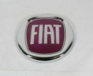 FIAT 500L EMBLEM 14-20 REAR LIFTGATE BADGE 500 back hatch trunk sign symbol logo