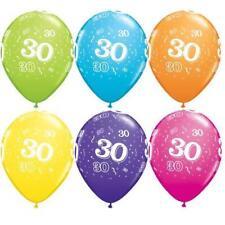 Palloncini ovale compleanno adulto per feste e party