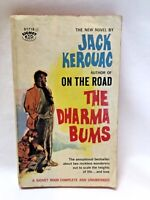 Jack Kerouac The Dharma Bums Signet 1st Printing 1959 Paperback Good Condition