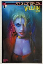 HARLEY QUINN VILLAIN OF THE YEAR #1 SHANNON MAER TRADE DRESS VARIANT LTD 3000