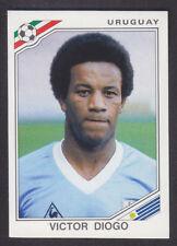 Panini - Mexico 86 World Cup - # 313 Victor Diogo - Uruguay