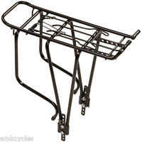 Rear Bicycle Pannier Rack Carrier Bag Luggage Cycle Bike - EMKcycles