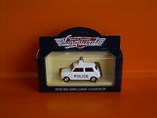 Lledo No 74002 - Days Gone Vanguards Diecast Model Of A 1959 White Austin Mini