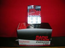 RAPID ACTION ENERGIZE 2-WAY METABOLISM ENERGY BOOSTER-96 CT( 24-4 CT. PACKS)