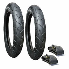 "2 Pram Tyres & 2 Inner Tubes 10"" x 2  - Mountain Buggy Duet 10"" Tyres Free Post"