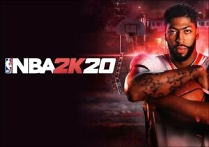 NBA 2K20 Region Free PC KEY (Steam)