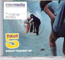 (DX781) Sound 5, Heavy Transit EP - 1998 CD
