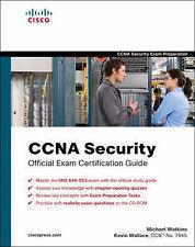 CCNA Security Official Exam Certification Guide  (Exam 640-553) (Exam-ExLibrary