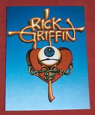 RICK GRIFFIN   LIVRE ART COVER  MCCLELLAND LAST GAP 2002
