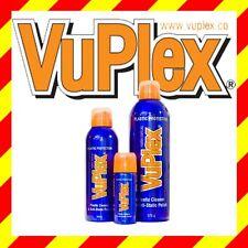 vuplex Limpiador de plástico PORSCHE VENTANAS TRASERAS pvc Pulido