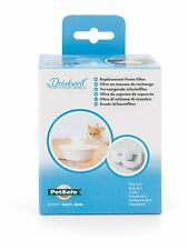 2-Pack PetSafe Drinkwell Replacement Foam Filter for Dog & Cat Water Fountains