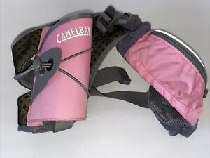 Camelbak Delaney Race Women's Bottle Holder Belt pink gray