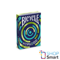 BICYCLE HYPNOSIS DECK POKER PLAYING CARDS MAGIC TRICKS USPCC NEW