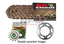 2002 - 2018 Yamaha YZ85 EK HD gold chain and Supersprox steel sprocket kit 14/48