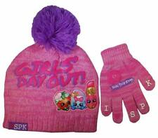 Shopkins Winter Hat and Glove Set