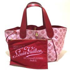 AUTHENTIC LOUIS VUITTON Beach line Cabas Ipanema GM Tote Bag Hand Bag M95988