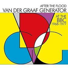 VAN DER GRAAF GENERATOR - AFTER THE FLOOD-AT THE BBC 1968-1977 2 CD NEU