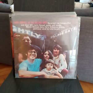 Lp Jazz - Larry Coryell - Live at the Village Gate - sealed