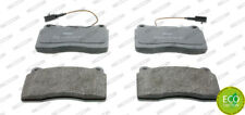 BRAKE PADS Front For MITSUBISHI LANCER EVO VI 1999-2001 - 2.0L 4CYL - FDB1334