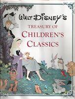 Walt Disney's Treasury of Children's Classics (1978, Hardcover)