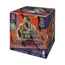 2017-18 Panini Revolution Basketball Chinese New Year Box