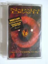 Napalm Death - Inside The Torn Apart (Tape,1997)