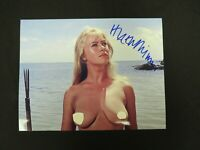 """""""Age of Consent"""" Helen Mirren Hand Signed 10X8 Color Photo Todd Mueller COA"""