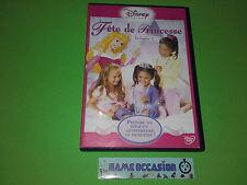 FETE DE PRINCESSE VOL 2 II DISNEY PRINCESSE ANIMATION  DVD VF PAL