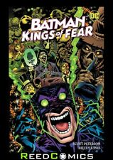 BATMAN KINGS OF FEAR HARDCOVER New Hardback Collects 6 Part Series