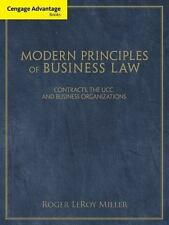 Modern Principles of Business Law : Contracts, the UCC, and Business...